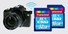 2451創見產品線_消費性快閃記憶體模組_無線記憶卡