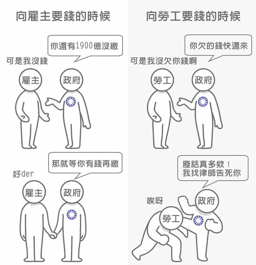 台灣老闆的惡質,部份是員工忍耐導致的