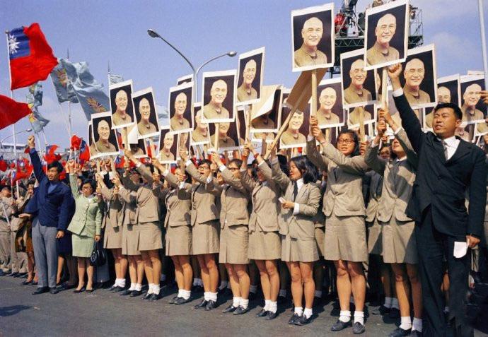 """1971年台湾""""双十节""""期间2.jpg"""