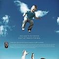 儿童座椅公益平面广告创意