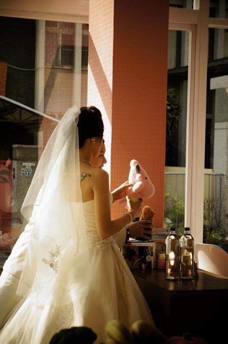 mapper cafe拍婚紗