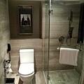 Bathroom of Grand Mercure Shanghai
