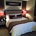 Bedroom of Grand Mercure Shanghai