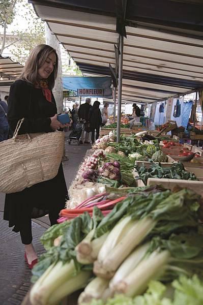學巴黎人買菜