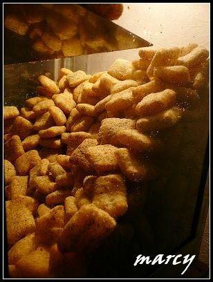 海苔玉米酥