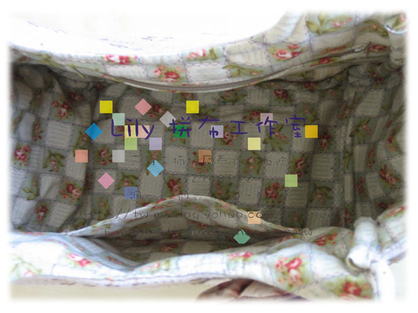 日系手提包-裡袋