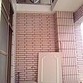 施工中-三樓後陽台