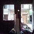 施工中-一樓後門