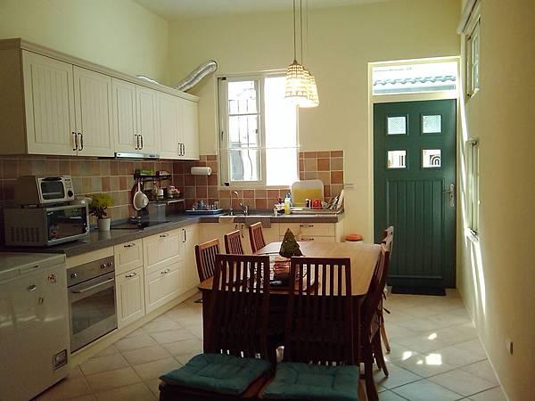 廚房-完工後