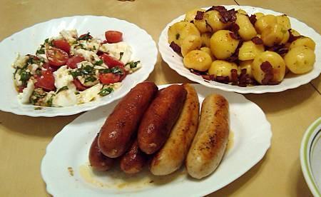德式晚餐-1