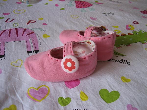 曈曈的小鞋子