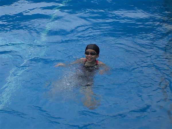 陽明山前山公園泳池