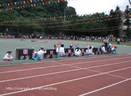 三年級團體表演小丑歡樂列車