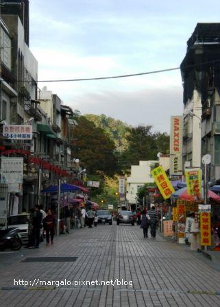 汶水老街街道
