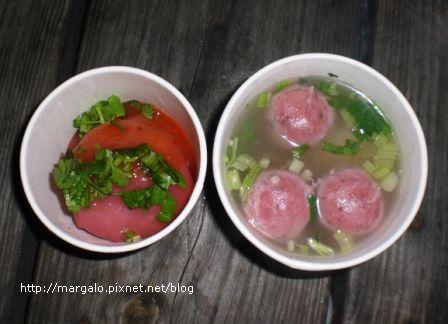 大湖酒庄‧草莓肉丸&草莓貢丸