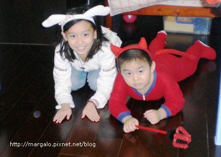兔妹妹的我和小惡魔弟弟