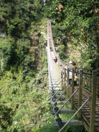 天梯(梯子吊橋)