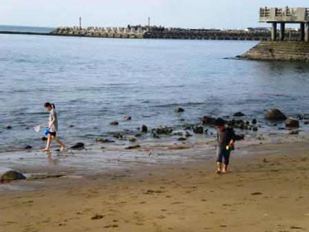 淺水灣海邊