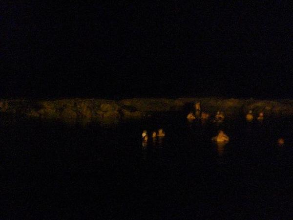 綠島~朝日溫泉戶外池