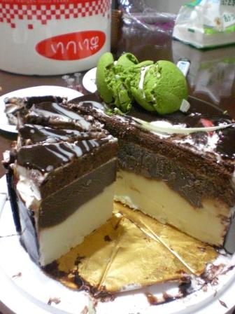 天母「おいしい」冰淇淋蛋糕