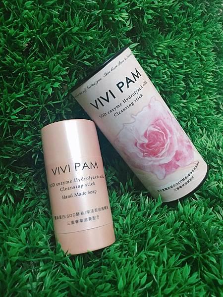 VIVI PAM-SOD酵能蠶絲蛋白洗顏棒2.JPG