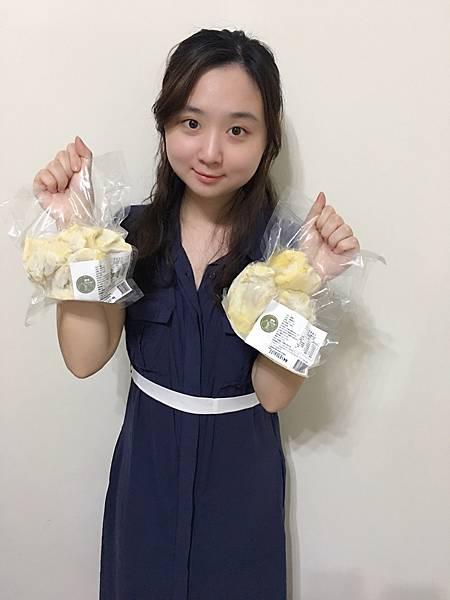 果然田-冷凍榴槤2.JPG