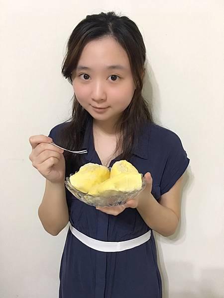 果然田-冷凍榴槤1.JPG