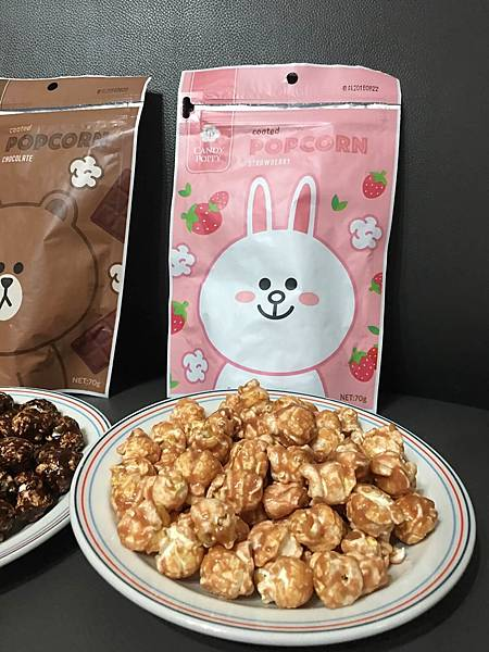 CANDY POPPY - LINE FRIENDS裹糖爆米花15.JPG