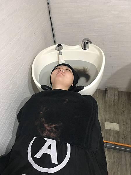 結構式護髮 - A'mour hair salon信義店14.JPG