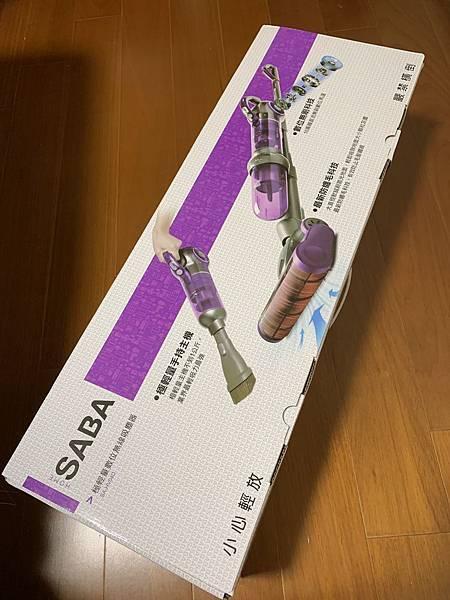 SABA 極輕量數位無線吸塵器 (SA-HV04D)1.jpg