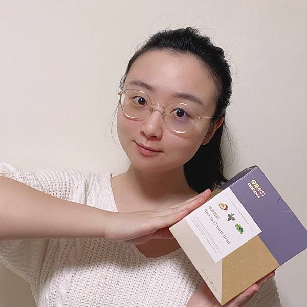 Evolsense璦研司 喚原輕飲Back to 17 Youth drink11.JPG