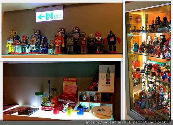 Robot Station (鐵皮駅) 機器人一號店 (19)