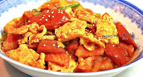 蕃茄炒蛋-06