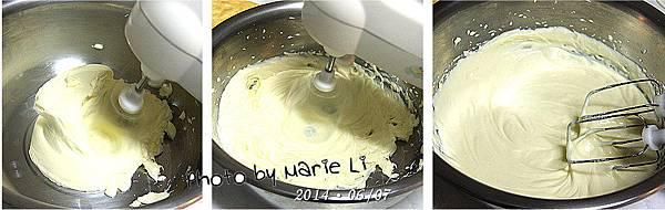 鳳梨乳酪慕斯蛋糕-07