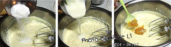 鳳梨乳酪慕斯蛋糕-08