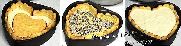鳳梨乳酪慕斯蛋糕-12