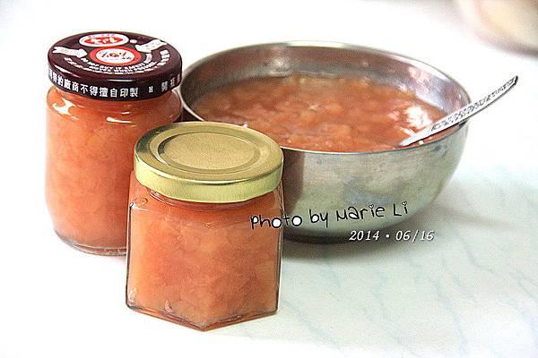 甜桃果醬-05