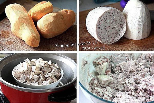 自製芋圓和地瓜圓-02
