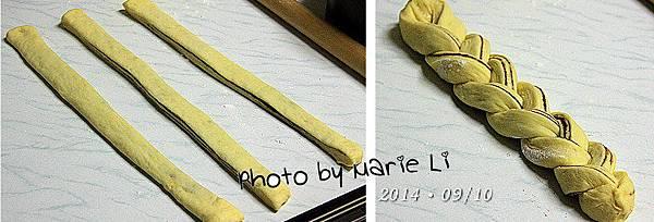 香橙蜂蜜蛋糕麵包-08