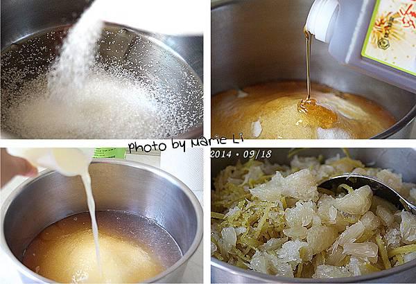 黃金蜂蜜香柚醬-05