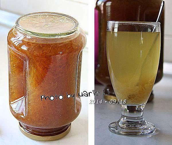 黃金蜂蜜香柚醬-07