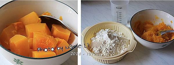 南瓜蜂蜜饅頭-02