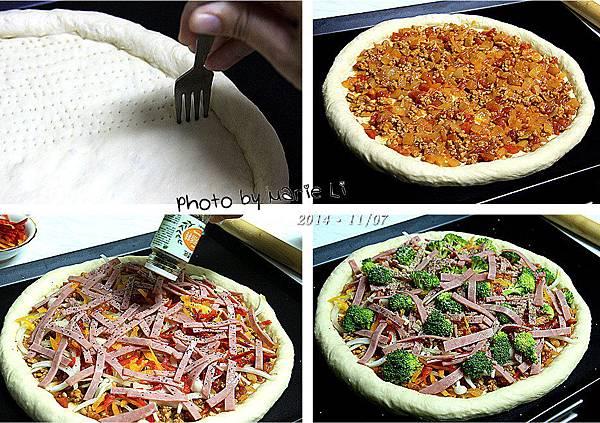 田園風味大披薩-06