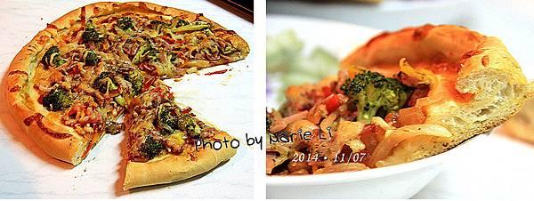 田園風味大披薩-08