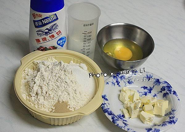 海苔肉鬆心麵包-02