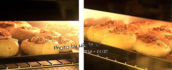 海苔肉鬆心麵包-08
