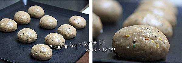 巧克力韓國麵包-04
