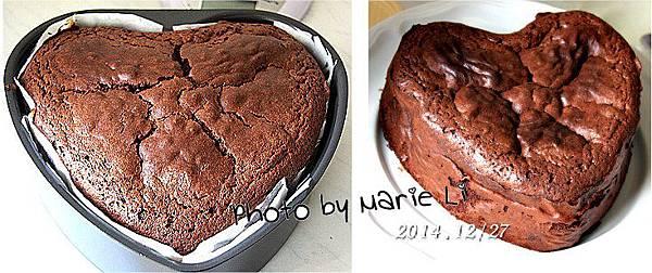 超濃巧克力蛋糕-12