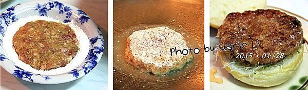 自製漢堡包-09