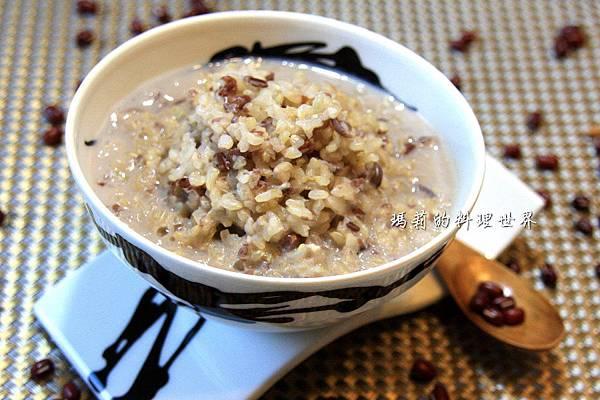 紅豆漿汁糙米粥-04